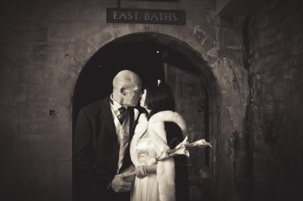 Wedding in The Roman Baths